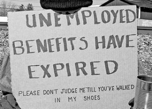 Unemployment Benefits have Expired